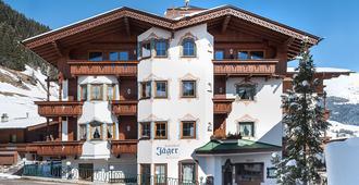 Hotel Jäger - Tux-Vorderlanersbach - Edificio