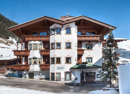 Hotel Jäger - Tux-Vorderlanersbach - Toà nhà