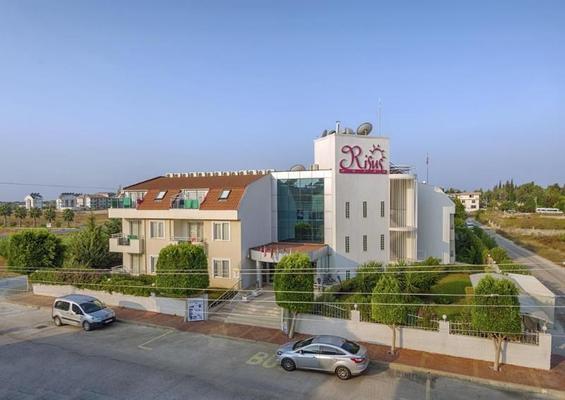 Aparthotel Risus - Side (Antalya) - Building