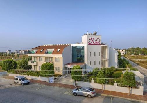 Risus Hotel Side - Side (Antalya) - Rakennus