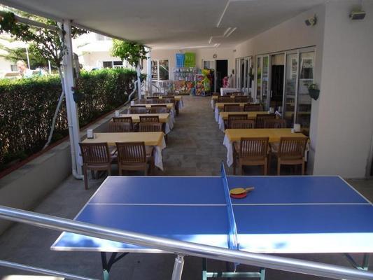Aparthotel Risus - Side (Antalya) - Restaurant