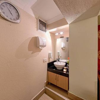 Risus Hotel Side - Side (Antalya) - Kylpyhuone
