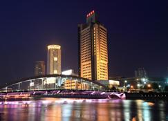 Citic Ningbo International Hotel - Ningbo - Bâtiment