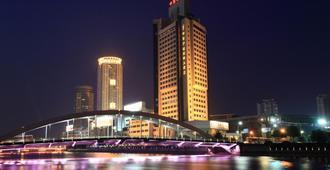 Citic Ningbo International Hotel - נינגבו - בניין
