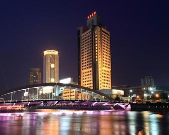Citic Ningbo International Hotel - Ningbo - Building