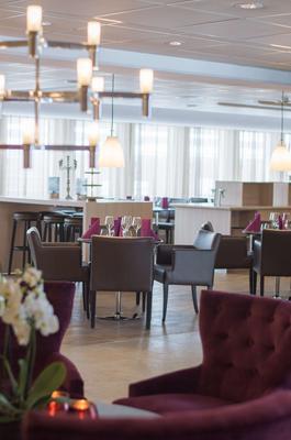 Best Western Plus Park Airport Hotel - Arlanda - Oleskelutila