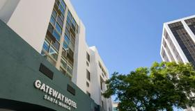 Gateway Hotel Santa Monica - Santa Mónica - Edificio