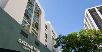 Gateway Hotel Santa Monica - Santa Monica - Gebouw