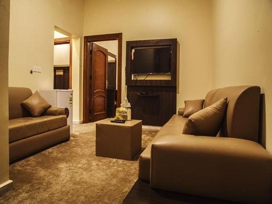 Muone Suite - Jeddah - Living room