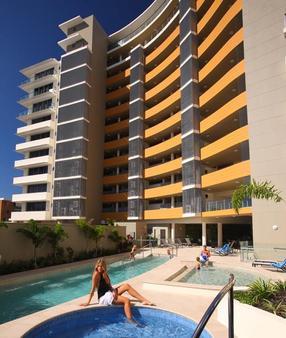 摩納哥酒店 - 卡拉烏德拉 - 卡倫德拉 - 建築