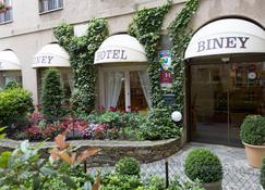 Hotel Biney - Rodez - Rakennus