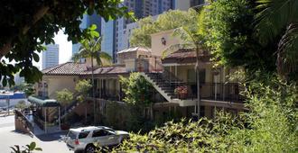 Best Western Cabrillo Garden Inn - Σαν Ντιέγκο - Κτίριο