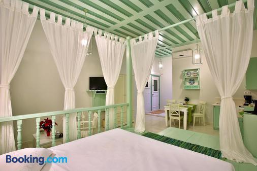Efchi Suites 1904 - Rhodes - Bedroom