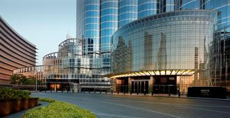 杜拜阿瑪尼酒店 - 杜拜 - 杜拜 - 建築