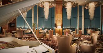 The Meydan Hotel - Dubai - Restaurant