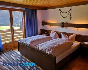 Haus Kipfen - Sibratsgfäll - Bedroom