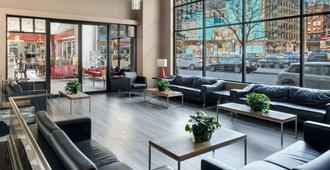 Travelodge by Wyndham Downtown Chicago - Chicago - Oleskelutila