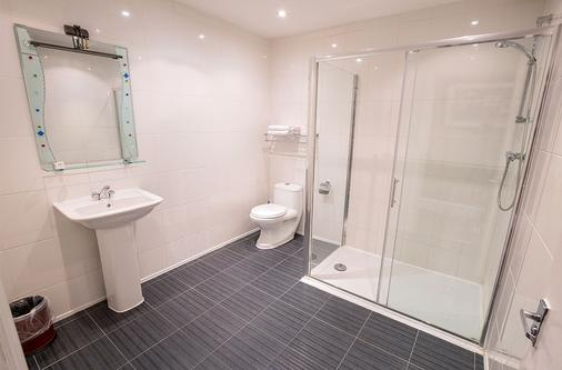 Banks Hotel - Ilford - Bathroom