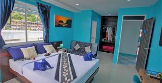 Patong Blue - Patong - Bedroom