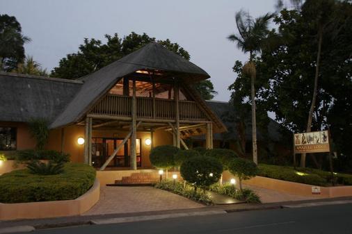 AmaZulu Lodge - Saint Lucia - Building
