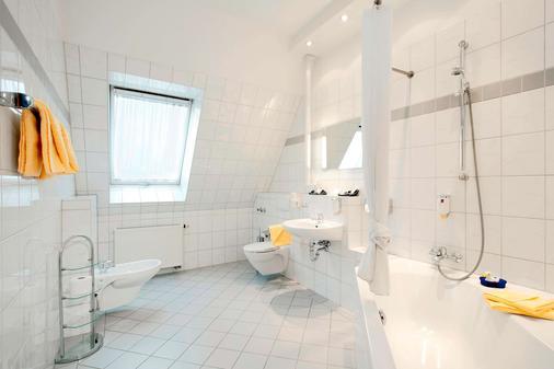 Tryp By Wyndham Kassel City Centre - Kassel - Phòng tắm