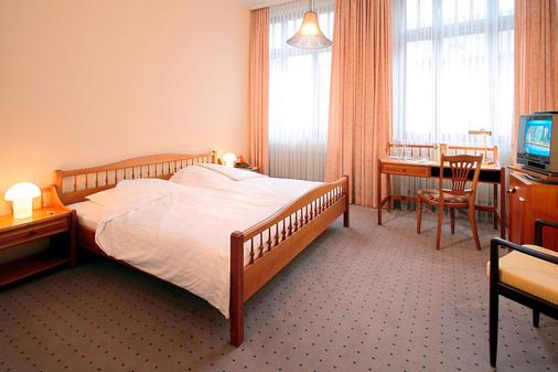 Tryp By Wyndham Kassel City Centre - Kassel - Phòng ngủ