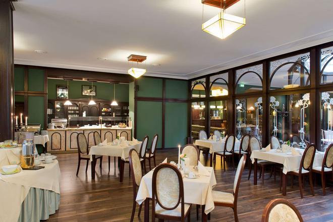 Tryp By Wyndham Kassel City Centre - Kassel - Restaurante