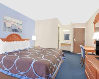Super 8 by Wyndham Middletown - Middletown - Schlafzimmer