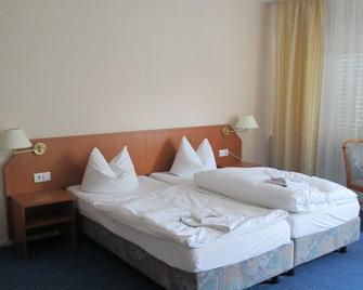 Hotel Hubertus Hof - Werne - Slaapkamer
