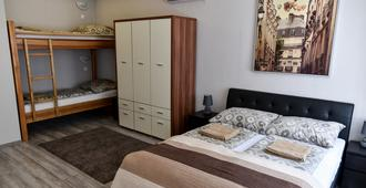 Corvin Point Rooms And Apartments - Budapest - Bedroom