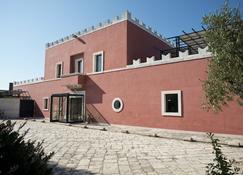 瑪賽麗亞聖塔盧西亞大酒店 - 奧斯圖尼 - 奧斯圖尼 - 建築