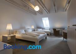 Hotel Gasthof Zum Storch - Schluesselfeld - Bedroom