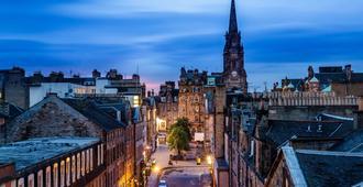 ibis Edinburgh Centre Royal Mile - Hunter Square (new rooms) - אדינבורו - נוף חיצוני