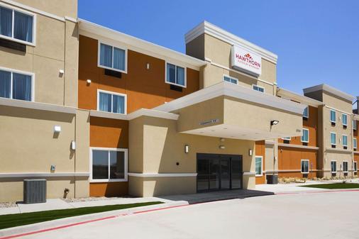 Hawthorn Suites by Wyndham San Angelo - San Angelo - Gebäude