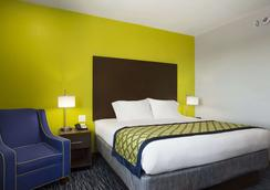 Hawthorn Suites by Wyndham San Angelo - San Angelo - Makuuhuone