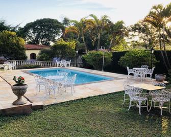 Pousada Morada do Sol - São João del Rei - Pool