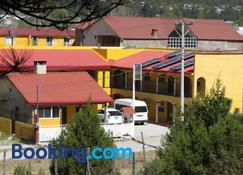 Hotel Ecologico Temazcal - Creel - Edificio