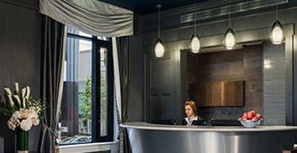 Seton Hotel - New York - Front desk