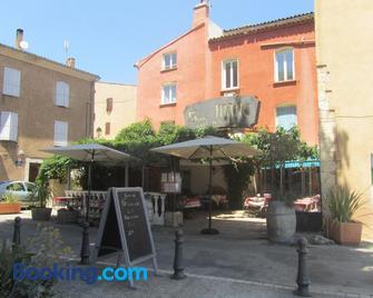 Hotel le Saint-Marc - Aups - Gebouw