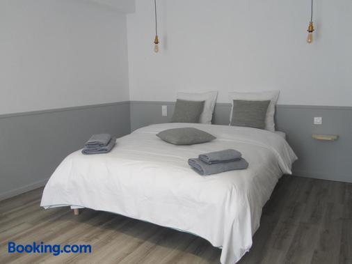 Hotel le Saint-Marc - Aups - Bedroom