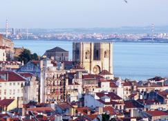 Sofitel Lisbon Liberdade - Lisboa - Vista del exterior