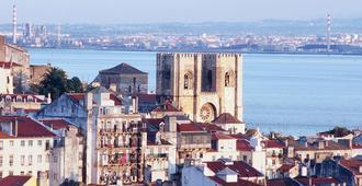 Sofitel Lisbon Liberdade - Lisbon - Cảnh ngoài trời