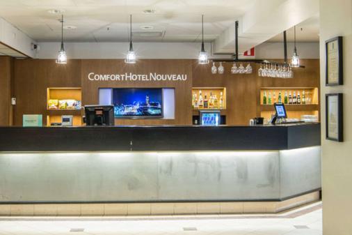 Comfort Hotel Helsingborg - Helsingborg - Vastaanotto