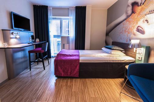 Comfort Hotel Helsingborg - Helsingborg - Makuuhuone