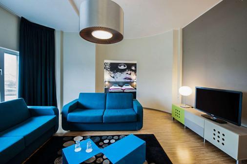 Comfort Hotel Helsingborg - Helsingborg - Olohuone