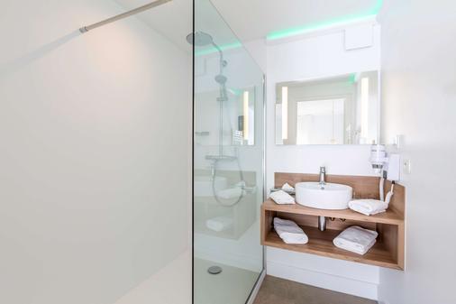 科馬利斯西佳酒店 - 比亞里茲 - 比亞里茨 - 浴室