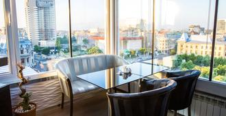 Z Executive Boutique Hotel - Bucarest - Comedor