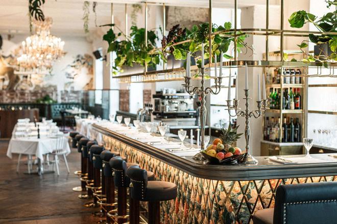 Grand Hotel Wiesler - Graz - Bar