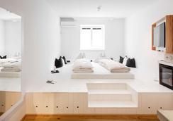 Grand Hotel Wiesler - Graz - Bedroom