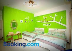 Sunshine Sea View B&B - Hualien City - Bedroom